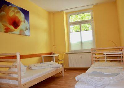 Monteursunterkunft-Zimmer